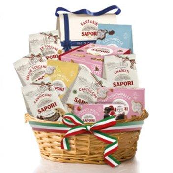 Win an Italian sweets hamper courtesy of Sapori