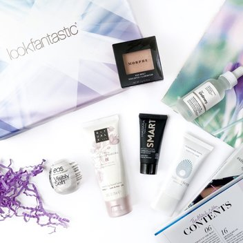 Get your hands on a lookfantastic Beauty Box