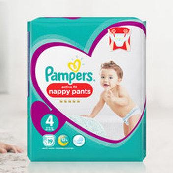 Free Pampers Pure Nappies
