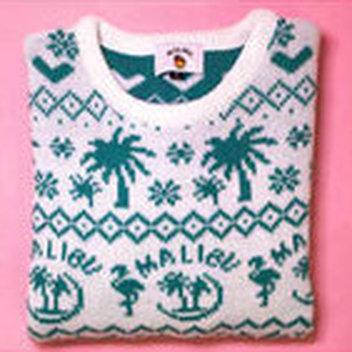 Get set for Christmas with a free Malibu Christmas Jumper