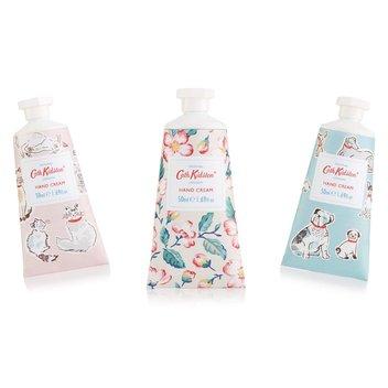 Claim a free Cath Kidston Hand Cream Tube