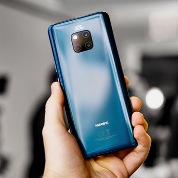 Start the year with a new Huawei Mate 20 Pro