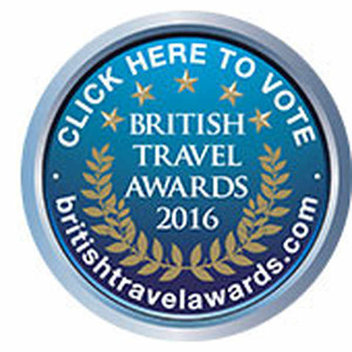 Win travels prizes with British Travel Awards