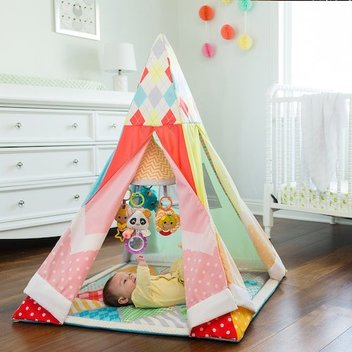Try the new Playtime Teepee for free