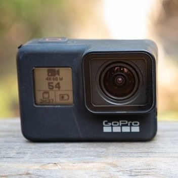 Win a GoPro HERO7 action camera for Father's Day