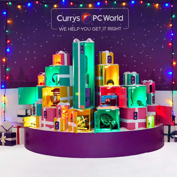 Curry's PC World ultimate advent calendar