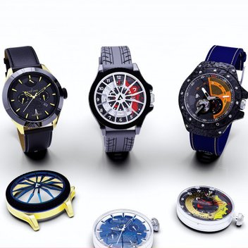 Win an award-winning Infinitio Modular Watch
