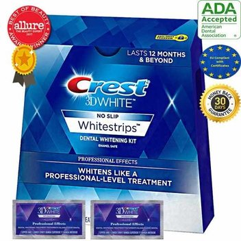 Free Crest Whitestrips samples