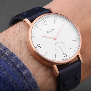 Win a Paulin Commuter Numerical Watch