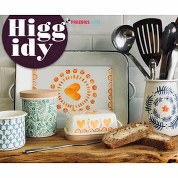 Free homeware from Higgidy Pies