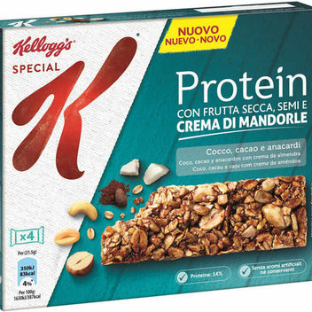 5,400 free Special K Protein bars
