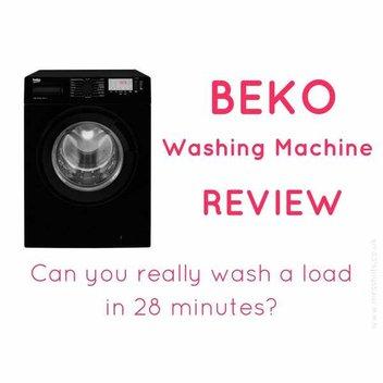 Win your own Beko washing machine