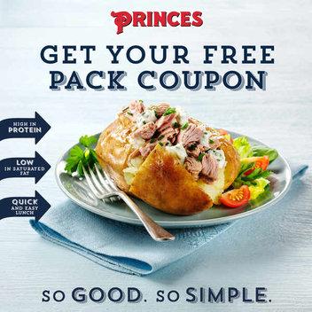 Print Your Free Princes Tuna Deli Fillers Coupon