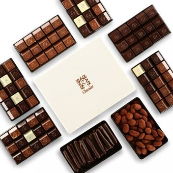 Take home a Luxury ZChocolat Box Worth £487