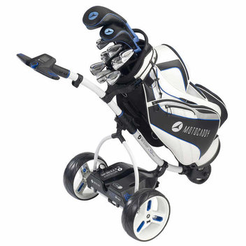 Win a Motocaddy S3 Pro Trolley and Pro-Series Bag