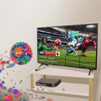 "Win a 65"" Samsung TV"