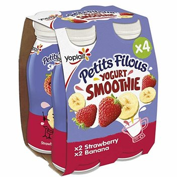 10,000 free packs of Petits Filous Smoothies
