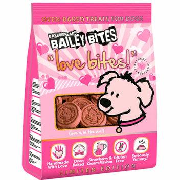 Free Barking Heads Love Heart Dog Treats for Valentines