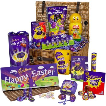 Pick out a free Cadbury Chocolate treat