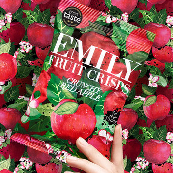 Win a Tea Body Scrub & a stash of Emily Crisps