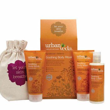 Win 1 of 4 gift sets from Urban Veda