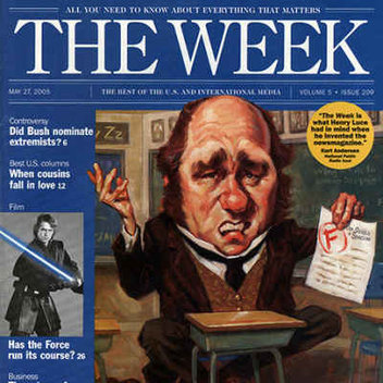 Don't miss this past week's event with a free issue of The Week magazine