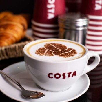 Score a free prize with Costa Coffee