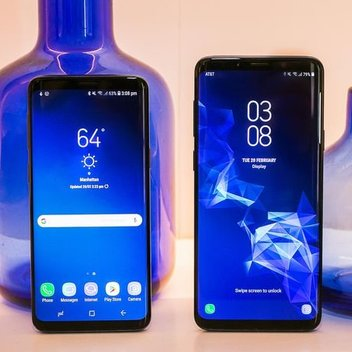 Get a free Samsung Galaxy S9 Plus