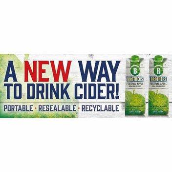 Enjoy a £1.00 Off Apple Cider Tesco Coupon