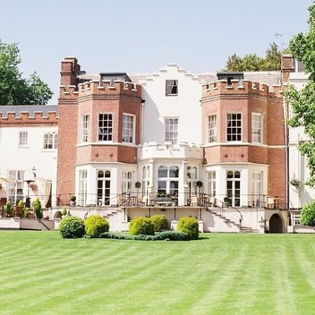 Win a luxury night away at Taplow House Hotel