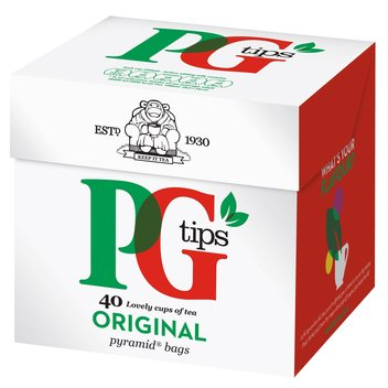 100,000 free PG Tips Original 80s teabags to be enjoyed