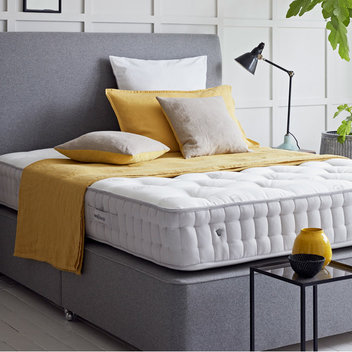 Win a luxury mattress from Herdysleep worth up to £1000