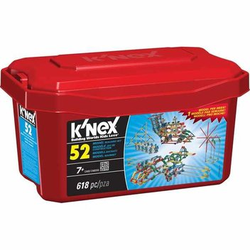 Win 1 of 10 K'NEX building tubs