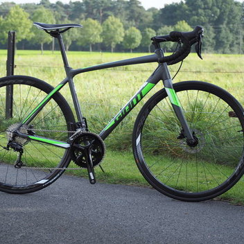 Win a Giant Contend SL 1 worth £999