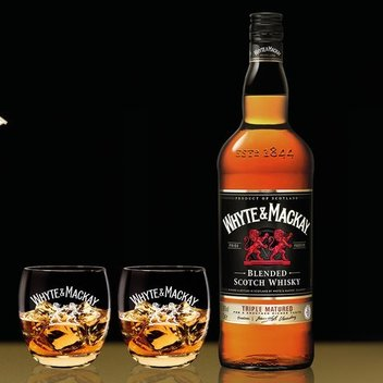 Get a free bottle of Whyte & Mackay Scotch whisky