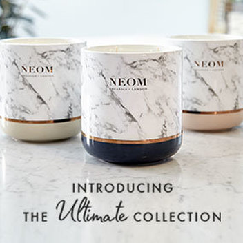 Take home NEOM's new Intensive Skin Treatment Candle