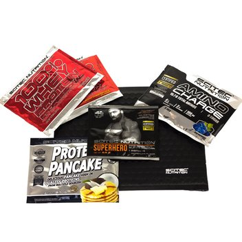 Free SciTec Nutrition sample packs
