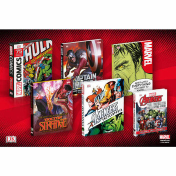 Win a Mighty Marvel Prize worth over £200