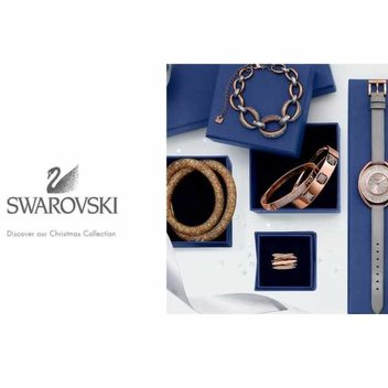 Win a sparkling gift from Swarovski