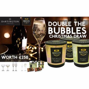 Win a Dartington Crystal & Beech's Fine Chocolates collection