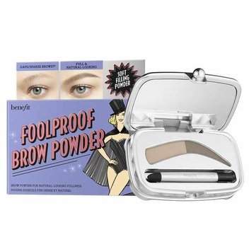 Up your brow game with a free Benefit brow kit