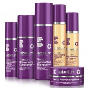 Win label.m Professional hair care worth £130