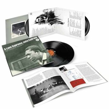 Win John Coltrane's 'A Love Supreme: The Complete Masters' triple vinyl