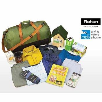 Free RSPB Big Wild Sleepout Kit