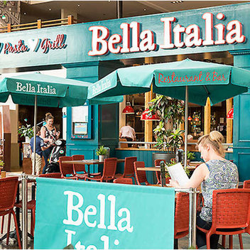 Kids Eat Free at Bella Italia this March