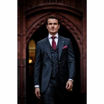 Win a £1,350 Bespoke suit from Stephen Williams