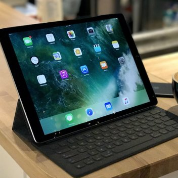 Win a new iPad Pro with Divi Space