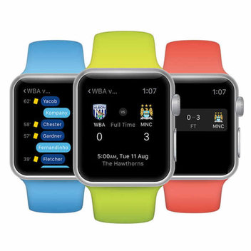 Win an Apple Watch with the Independent Football Live App