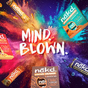 Win 1 of 100 Nakd Mind Blown Boxes