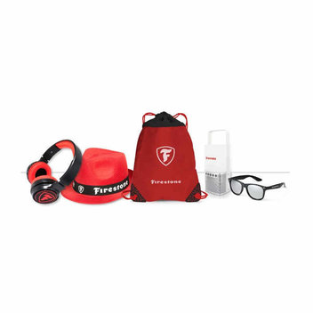 Win festival goodies with Firestone